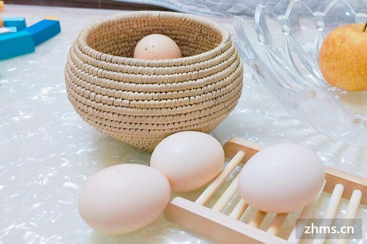 开水下锅煮鸡蛋几分钟熟