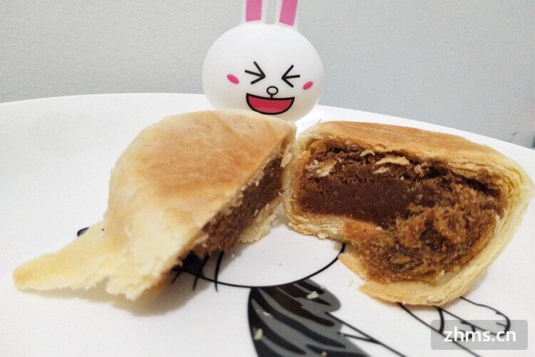 香港流心月饼是什么馅