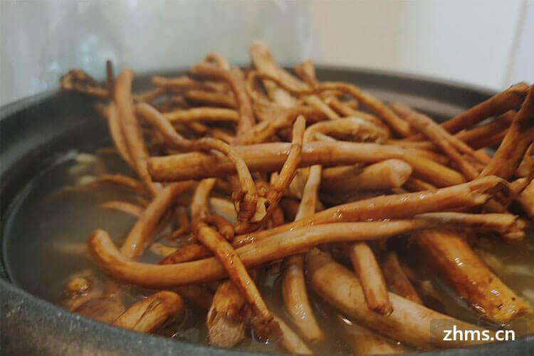 茶树菇羊汤