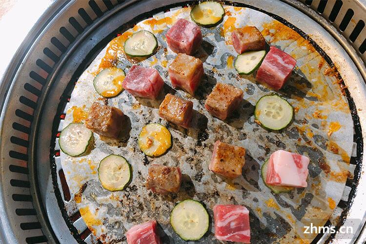 韩乐佳自助烤肉相似图