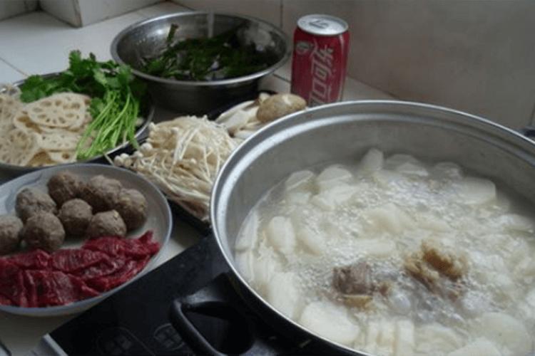 超级简单的牛肉火锅做法第七步