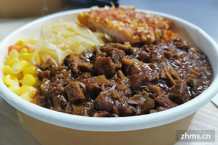 加盟正宗台湾卤肉饭加盟费用多少呢?让小编举例来为您解答