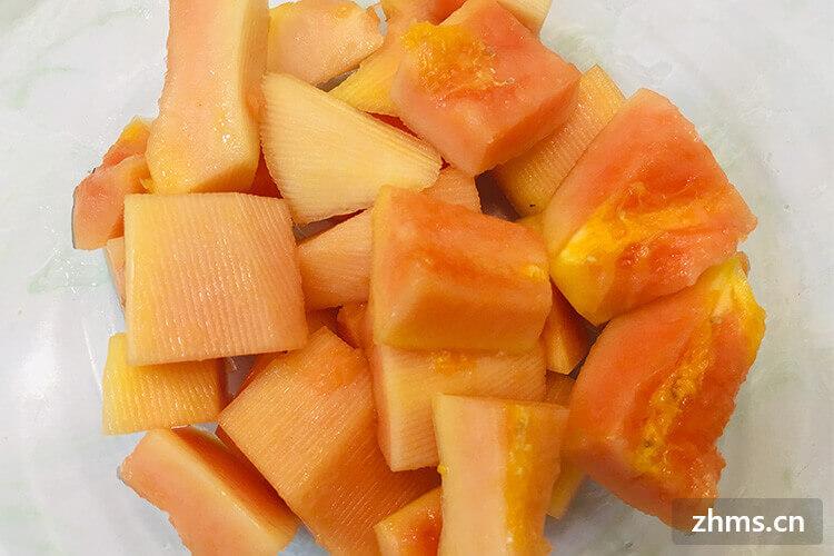 吃木瓜汤有什么作用?木瓜汤中可以添加什么食材?