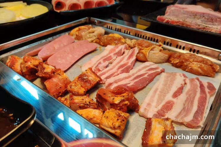 大庆自助烤肉加盟