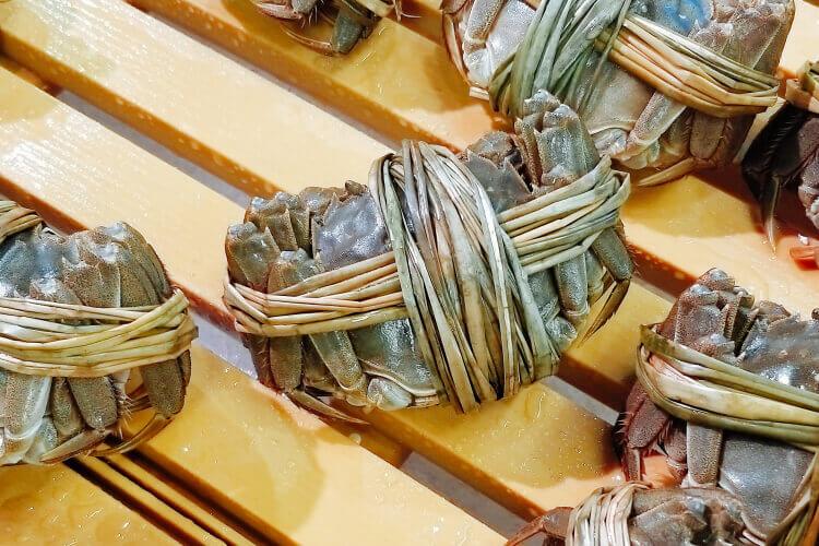 螃蟹还有龙虾可以蒸着吃,螃蟹龙虾蒸多久能吃吗呀?