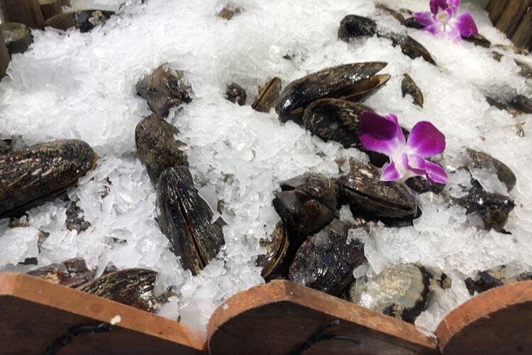 想要吃海鲜烤肉火锅,来和谐号带你起航!