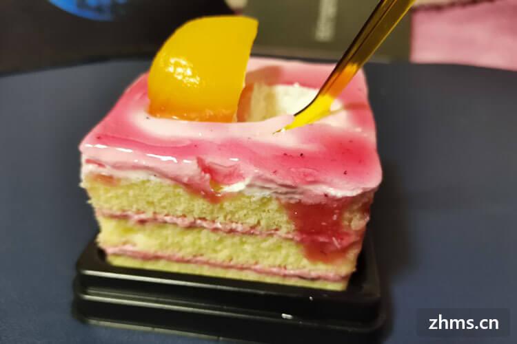 甜品有何优势
