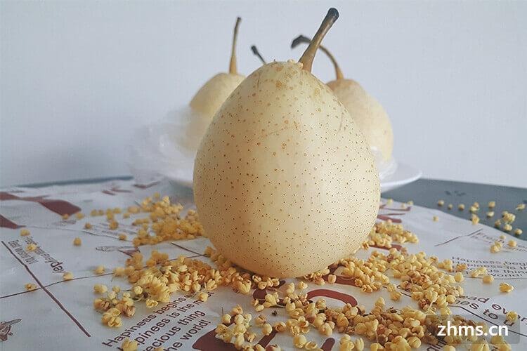 吃梨能减肥