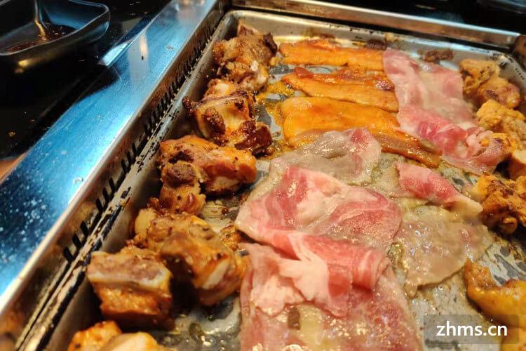 最近很想吃烤肉,请问武汉徐东自助餐烤肉多少钱?