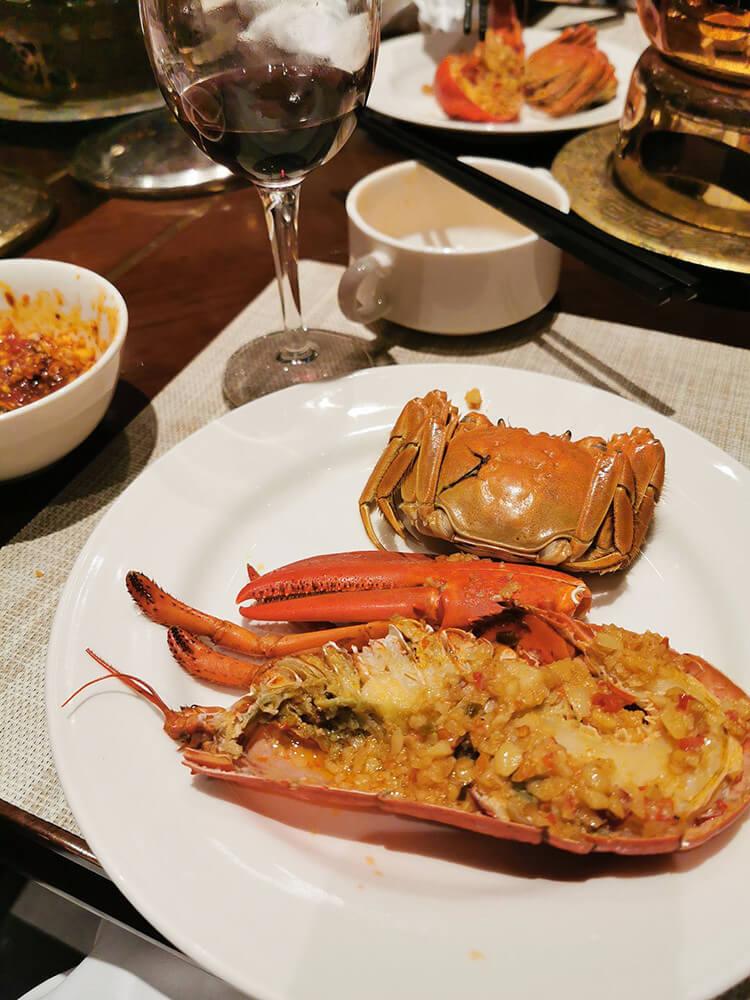 福州300以内的酒店自助,凯仕餐厅能排前三!