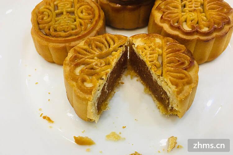 做月饼怎么和面能酥