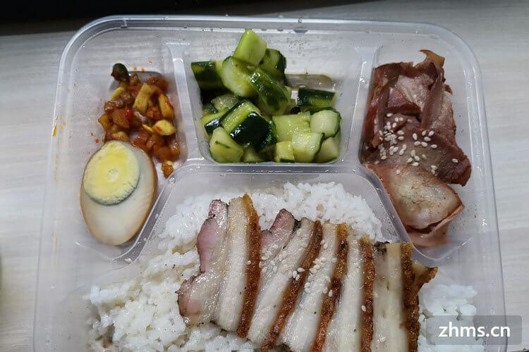 韩紫紫菜饭快餐相似图片1