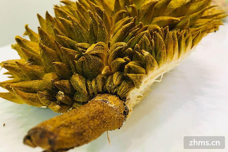榴莲怎么吃好吃呢,真是一个好问题