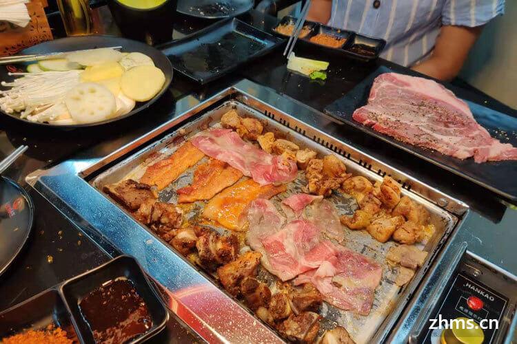 阿美香韩国烤肉相似图片3