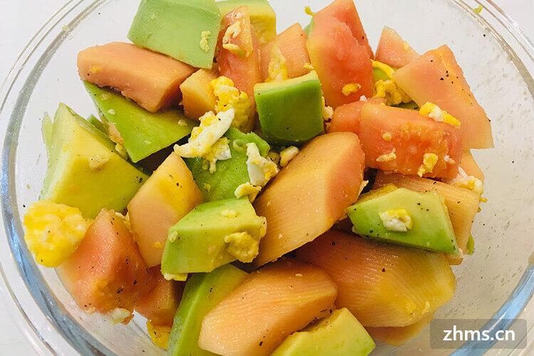 沙拉减肥法