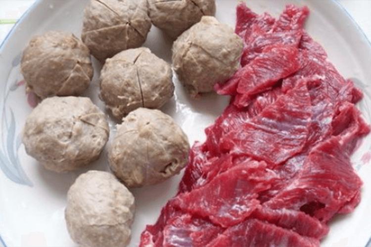 超级简单的牛肉火锅做法第六步