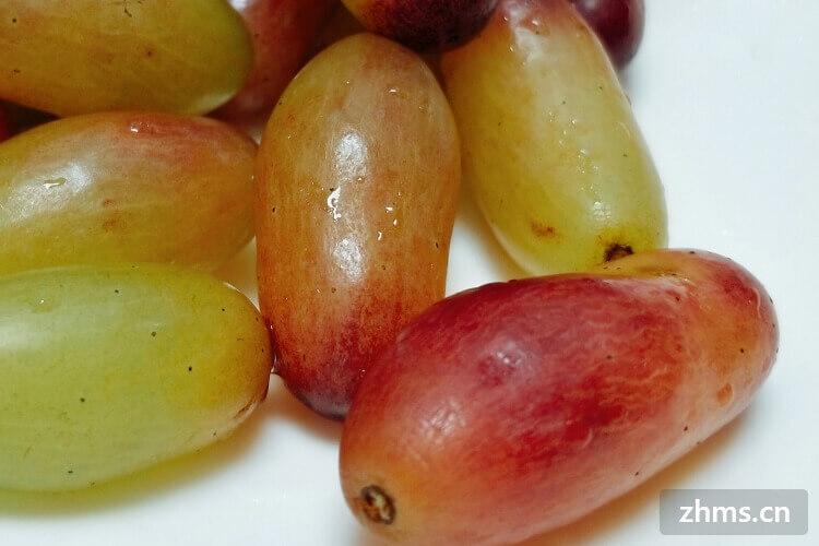 怎样的葡萄甜