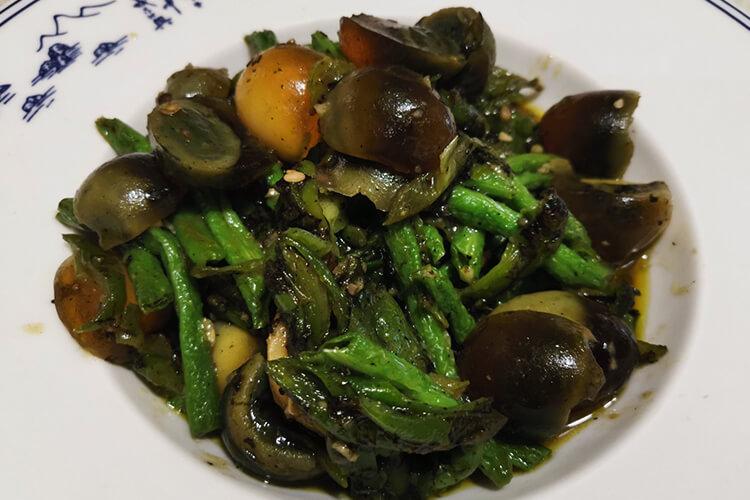 三峡周边的特色菜都在小八仙了,果然不同凡响