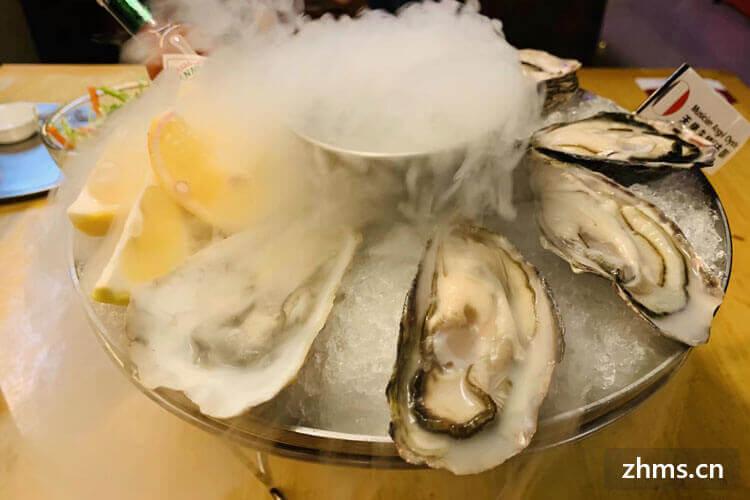 生蚝刺身怎么吃