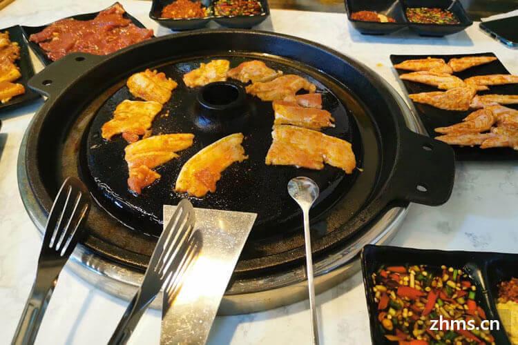 香瓮烤肉加盟