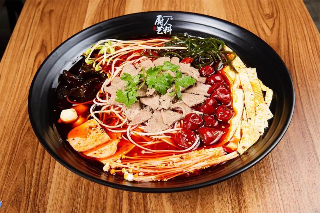 厨人艺料火锅米线图5