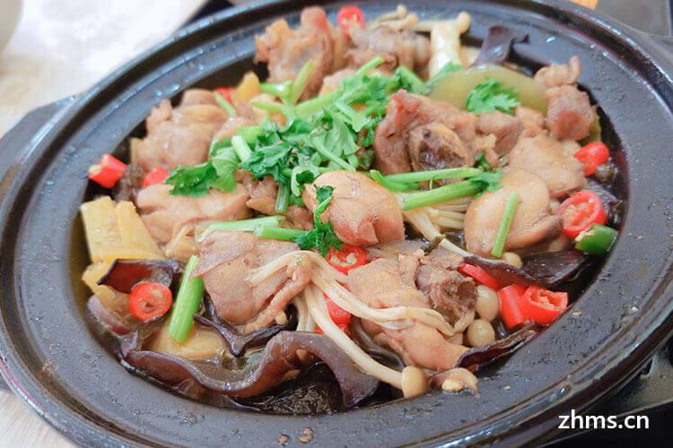 润仟详黄焖鸡米饭相似图片3