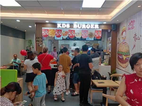 【汉堡店加盟】看得见的商机,创业投资聚焦乡镇餐饮!
