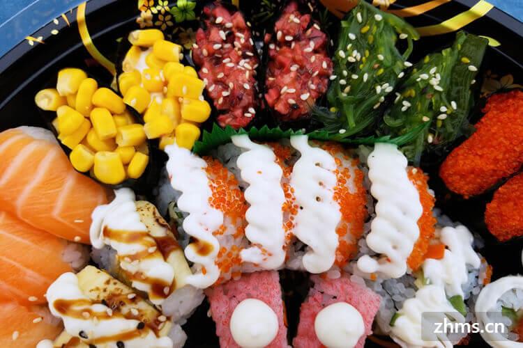有去过梅子寿司的人吗?加盟利润高不高?