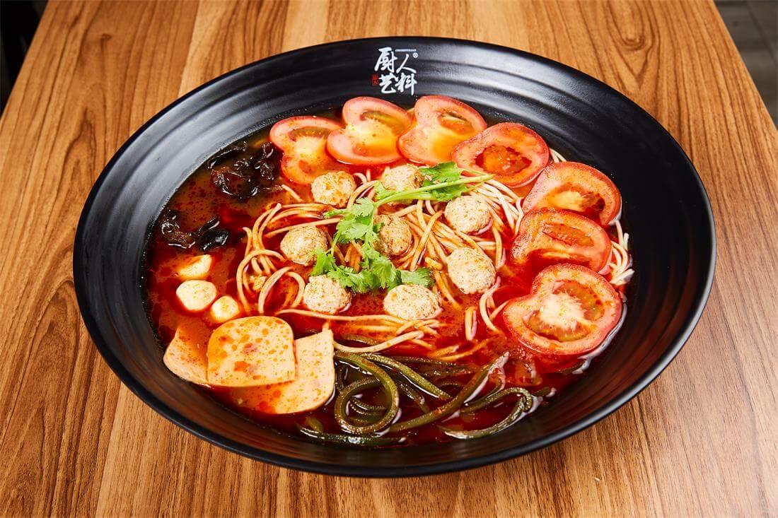 廚人藝料火鍋米線圖4