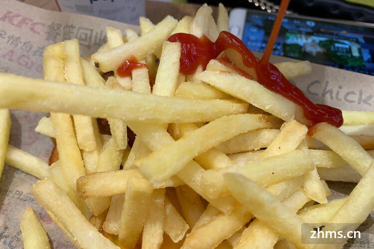 薯条是土豆还是红薯做的