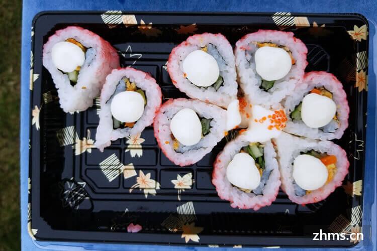 衡水寿司加盟怎么样?热门投资,收益高