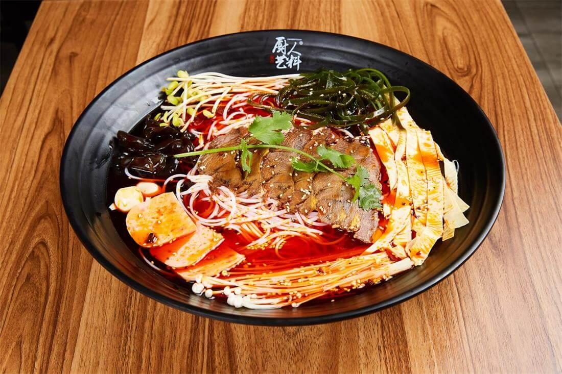 厨人艺料火锅米线图2