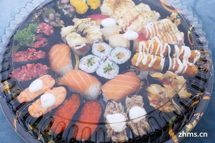 有人吃过米尚寿司吗?他们家的寿司总类多不多?加盟要去学习吗?