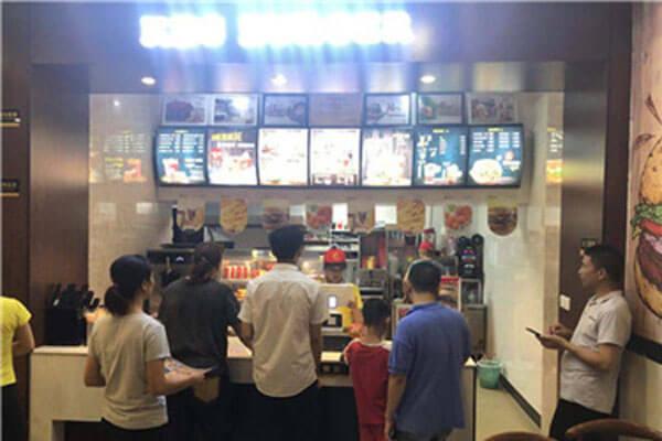 七秒鱼汉堡告诉你,创业小白应该如何运作汉堡加盟店!