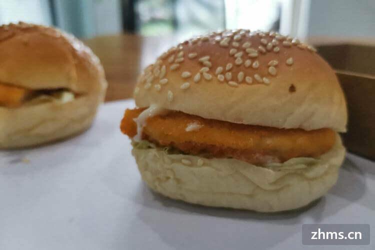下半年打算开一家汉堡店,想问卡麦奇汉堡靠谱吗?