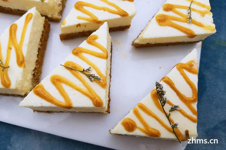 蛋糕甜品店加盟排行榜?助力创业!