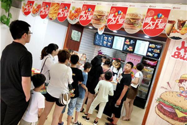 【汉堡店加盟】快乐星汉堡加盟店遍及全国,是靠什么赢得市场的?