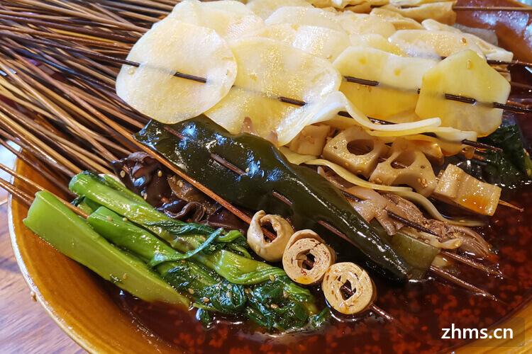 砂罐串串加盟