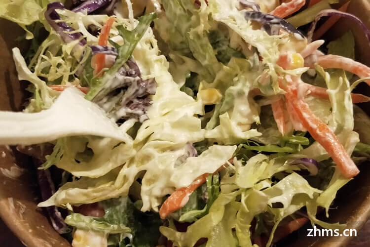 蔬菜沙拉怎么做?自己在家方便做吗?求蔬菜沙拉做法