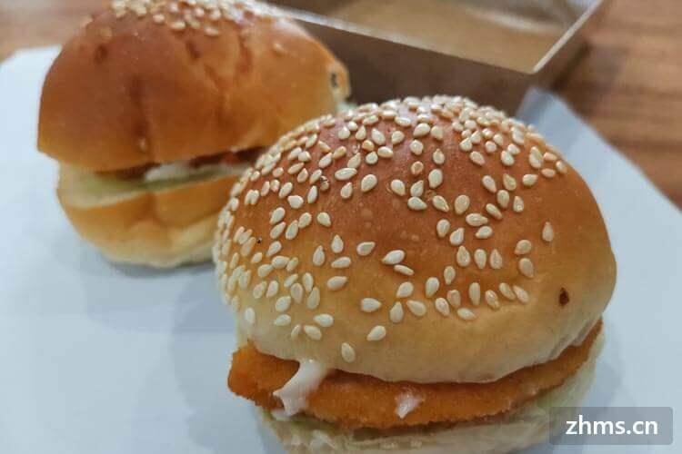 豪客滋汉堡相似图片2