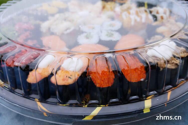 车前外带寿司加盟条件有哪些?简单快速加盟!