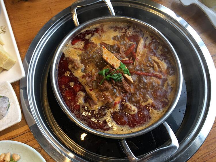 猪肉再便宜也不能错过的牛腩火锅,人均50元吃满满一锅