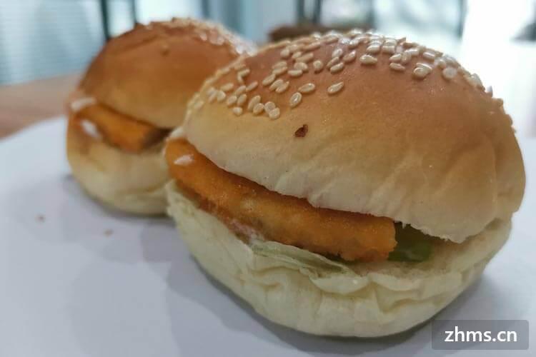 甜客汉堡相似图片3