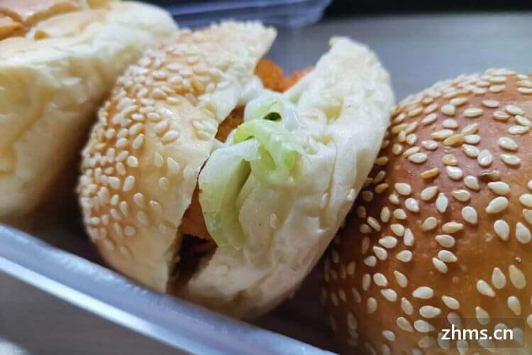 华乐士炸鸡汉堡相似图片1