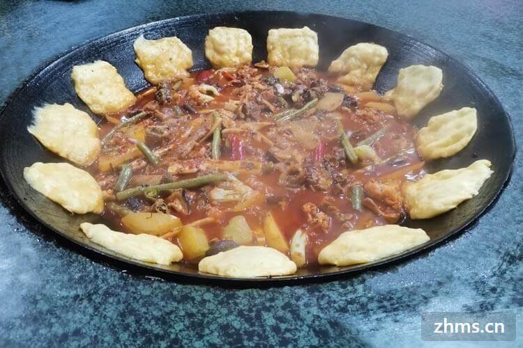 这段时间想开一家店铺,老根山庄东北铁锅炖菜怎么样呢?