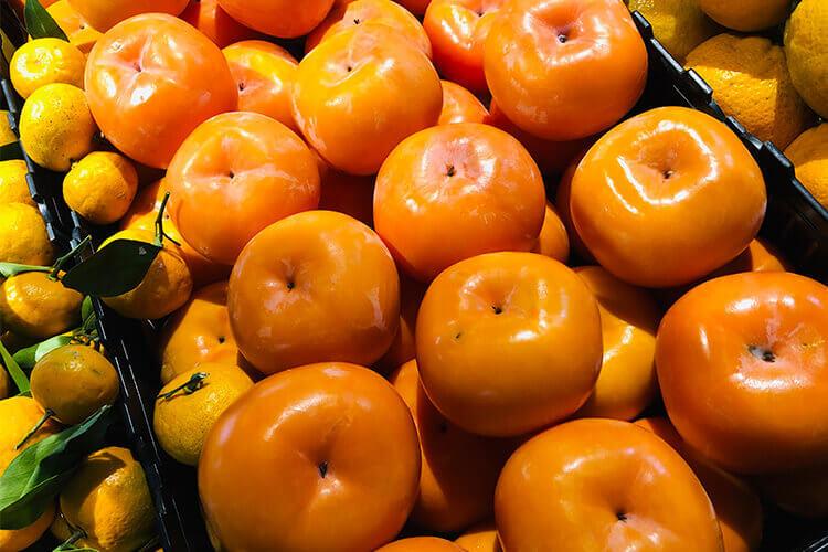 柿子非常好吃,懒柿子什么时候做的?