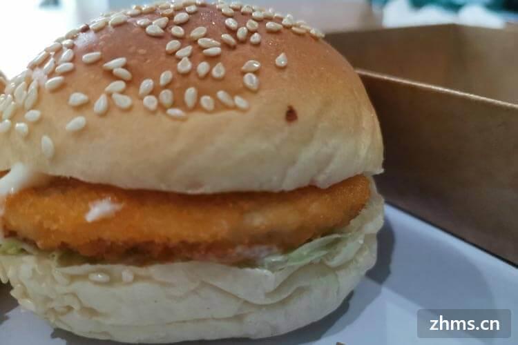 鄉鎮加盟華萊士漢堡店多少錢?