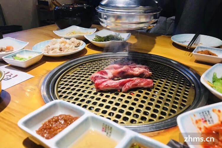 自助火锅烤肉店加盟费用多少