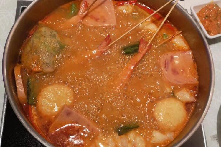 很喜欢吃火锅周末打算去吃,请问下邯郸马头鼎酷小火锅怎么样?