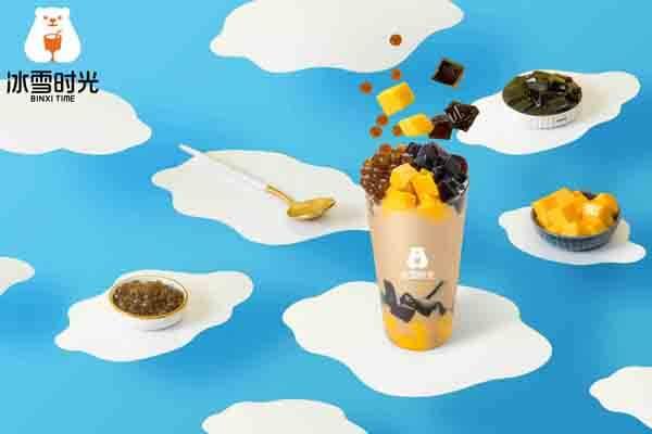 冰雪时光饮品分享经营奶茶店的三点技巧